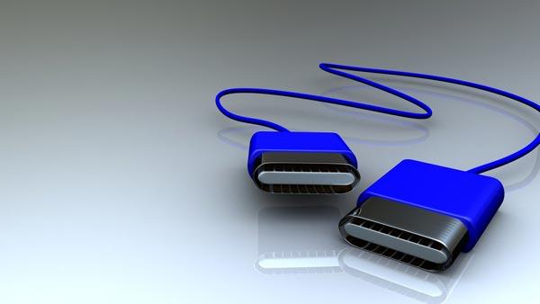 New USB Port